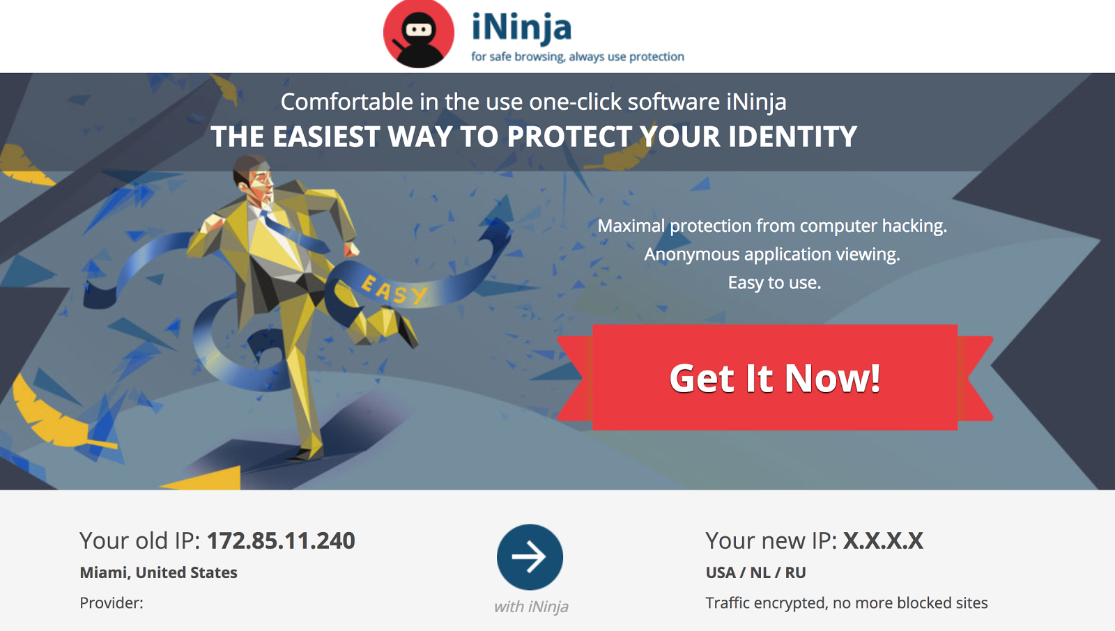 How to access blocked websites 4 free ways ininja medium our very own ininja tool does exactly this you can easily change your ip address for now 9 vpn servers in different countries are available for free ccuart Image collections