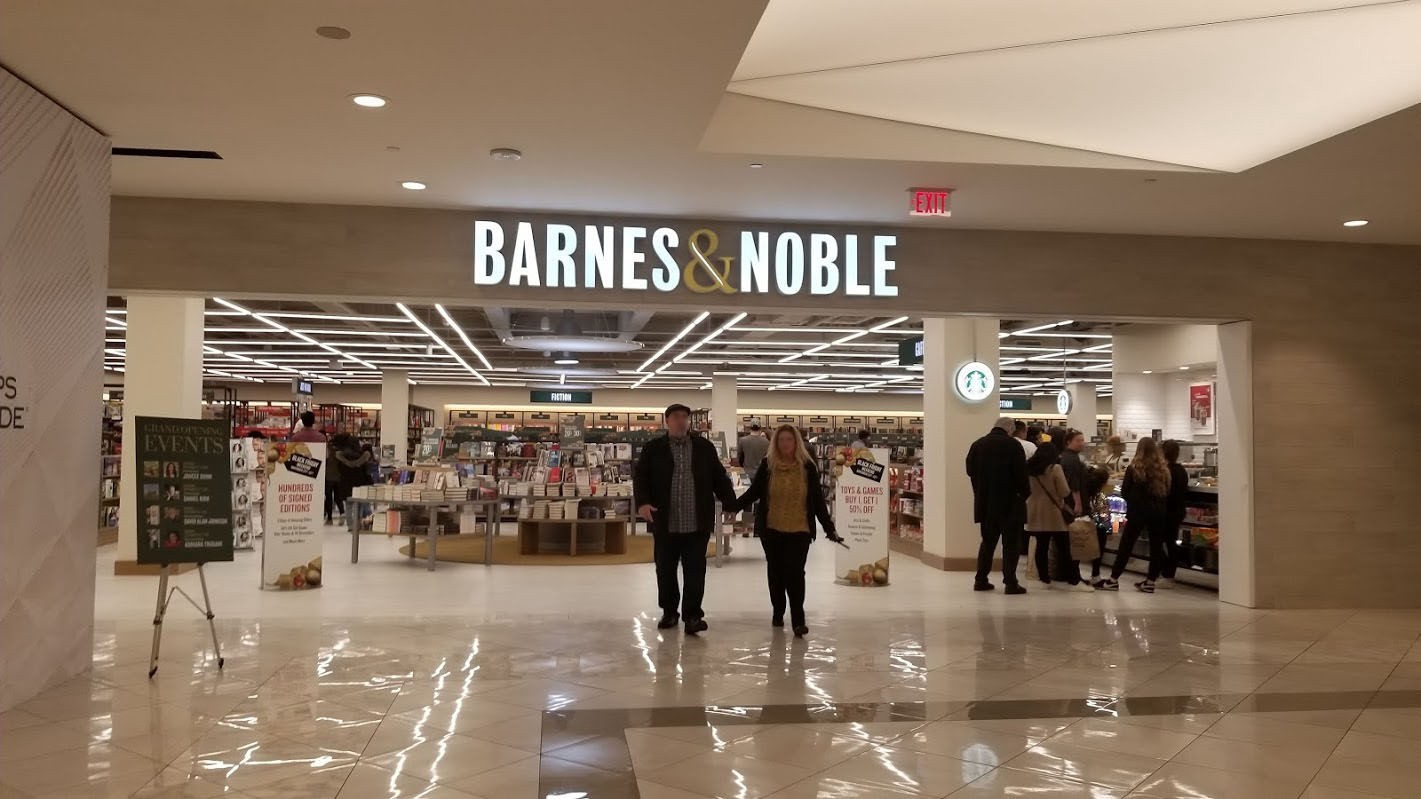 Barnes Noble Rebooted First Prototype Store Joseph Patrick