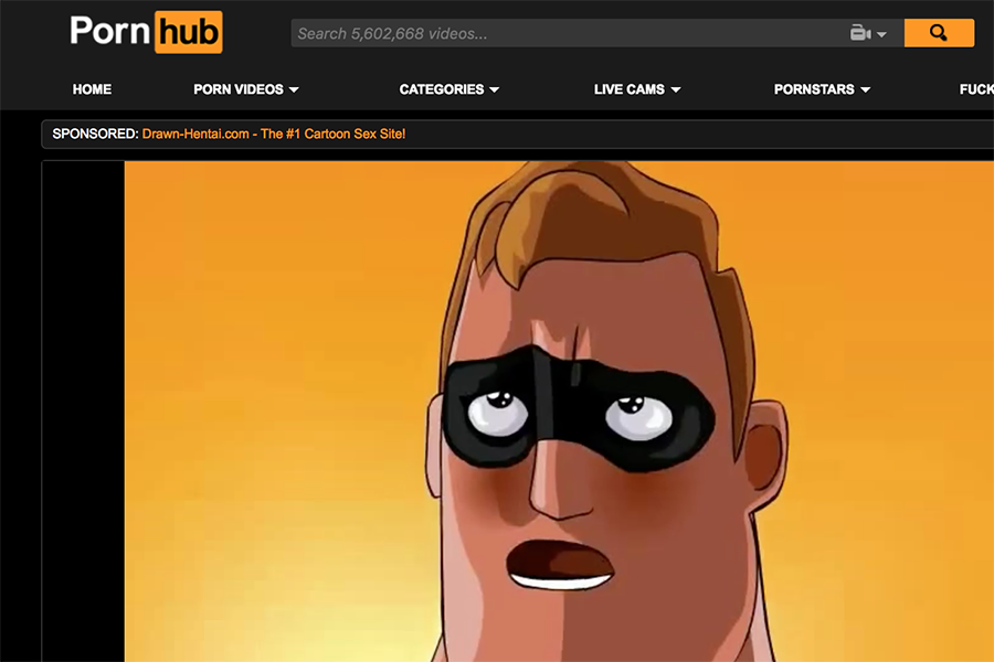 Incredibles Porn Is Trending, Once Again Proving The Internets Horniness -2287