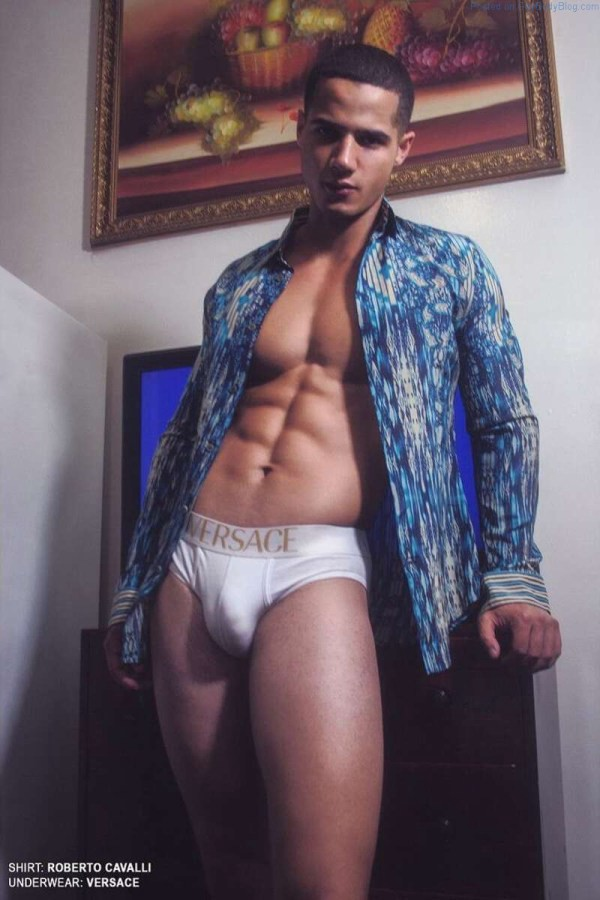 Jordan Torres Can Really Fill Out Some Underwear  Sturb -2179