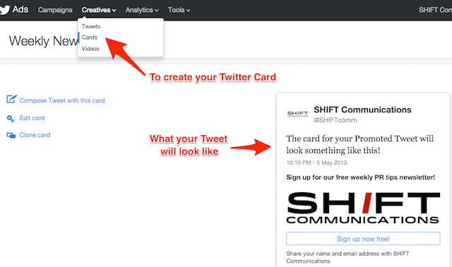 Shift Twitter Email List Generation