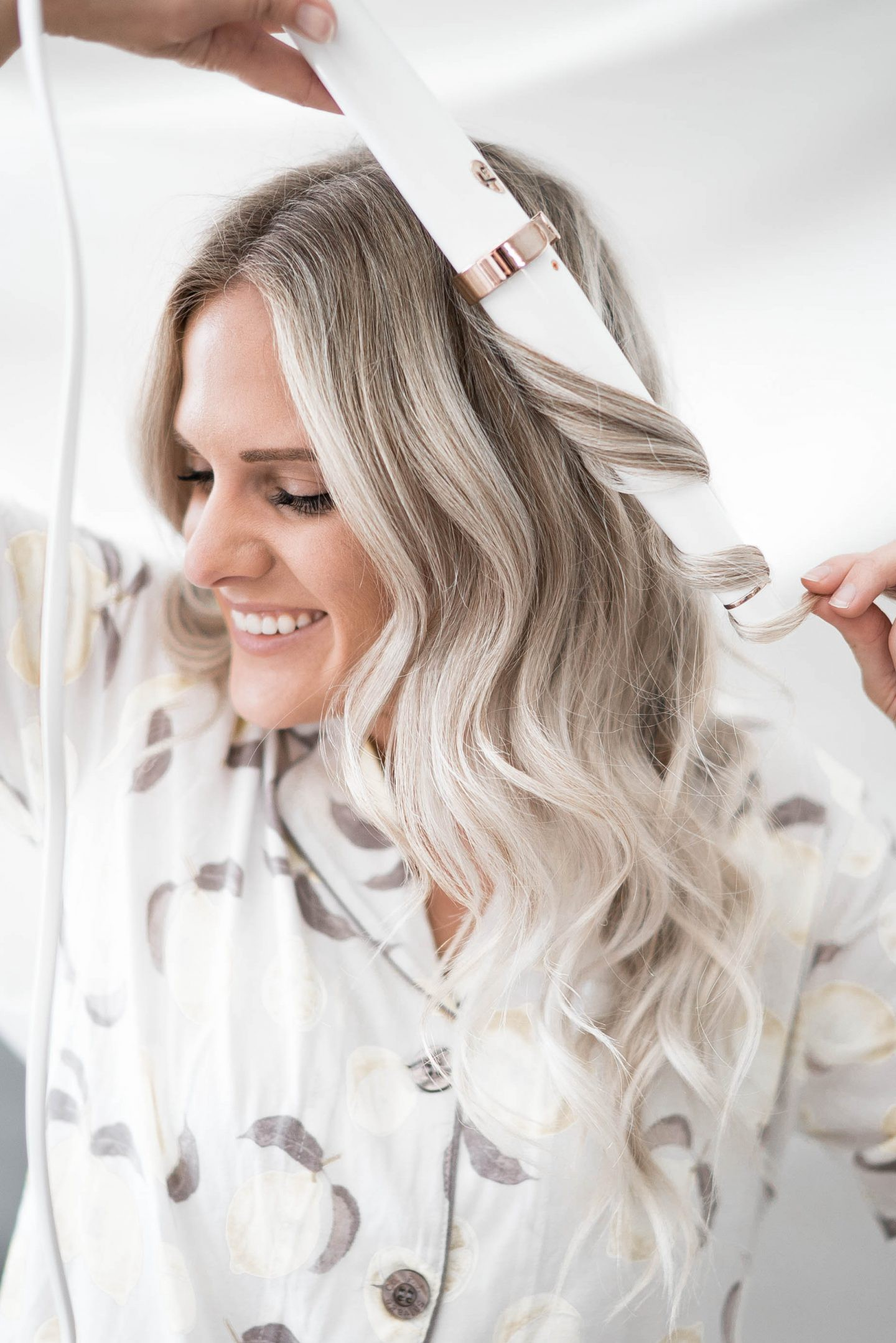 T3 Hair Dryer and Wand Review featured by popular Orange County style blogger, Dress Me Blonde