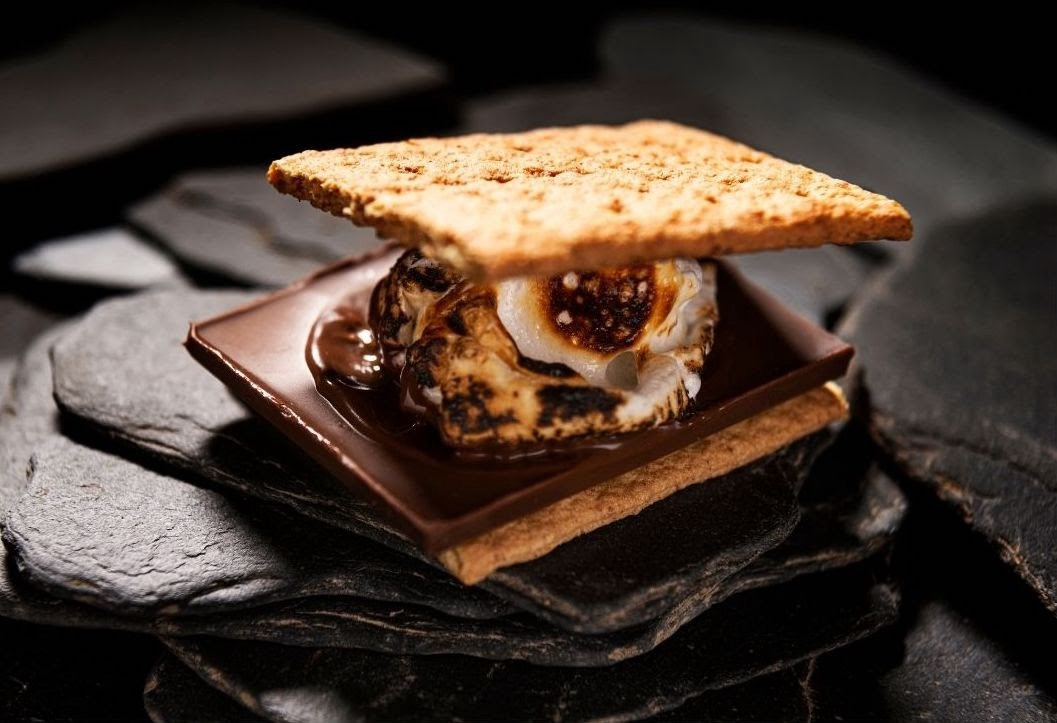 S'mores bonfire party pack for team building event—Book with Eva and Spark by Designs