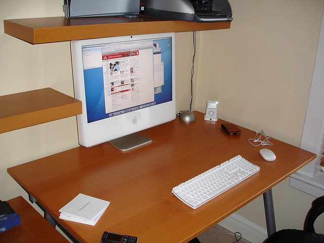 iMac up and running
