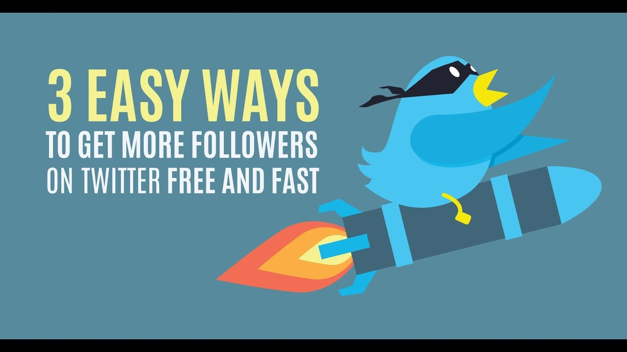 3 Easiest Ways To Get More Followers On Twitter – Emily Rose
