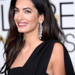 Amal Clooney's most preferred haircut
