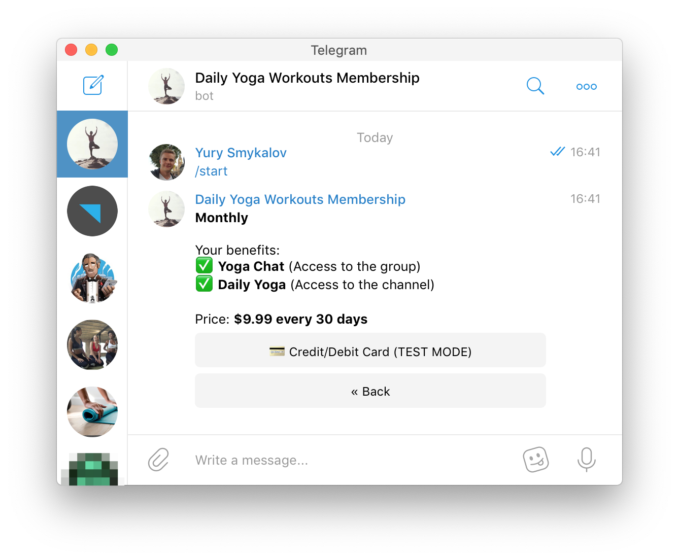 Telegram bot add member to channel. robot telegram download all channel files site stackoverflow.com.