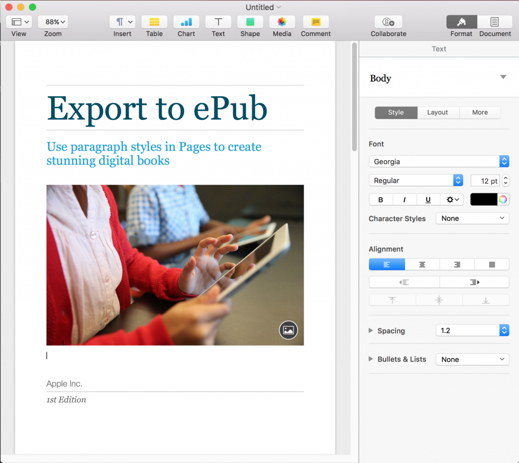 pages-epub-template