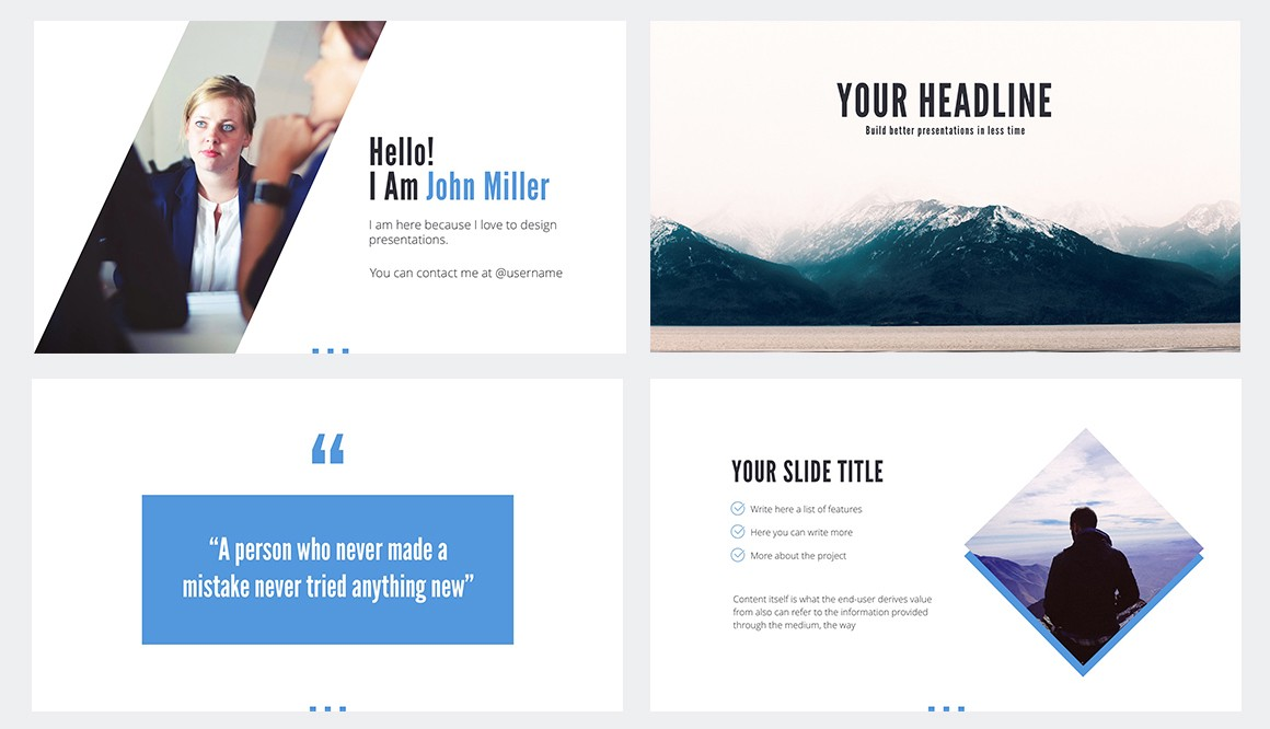 40 free cool powerpoint templates for presentations