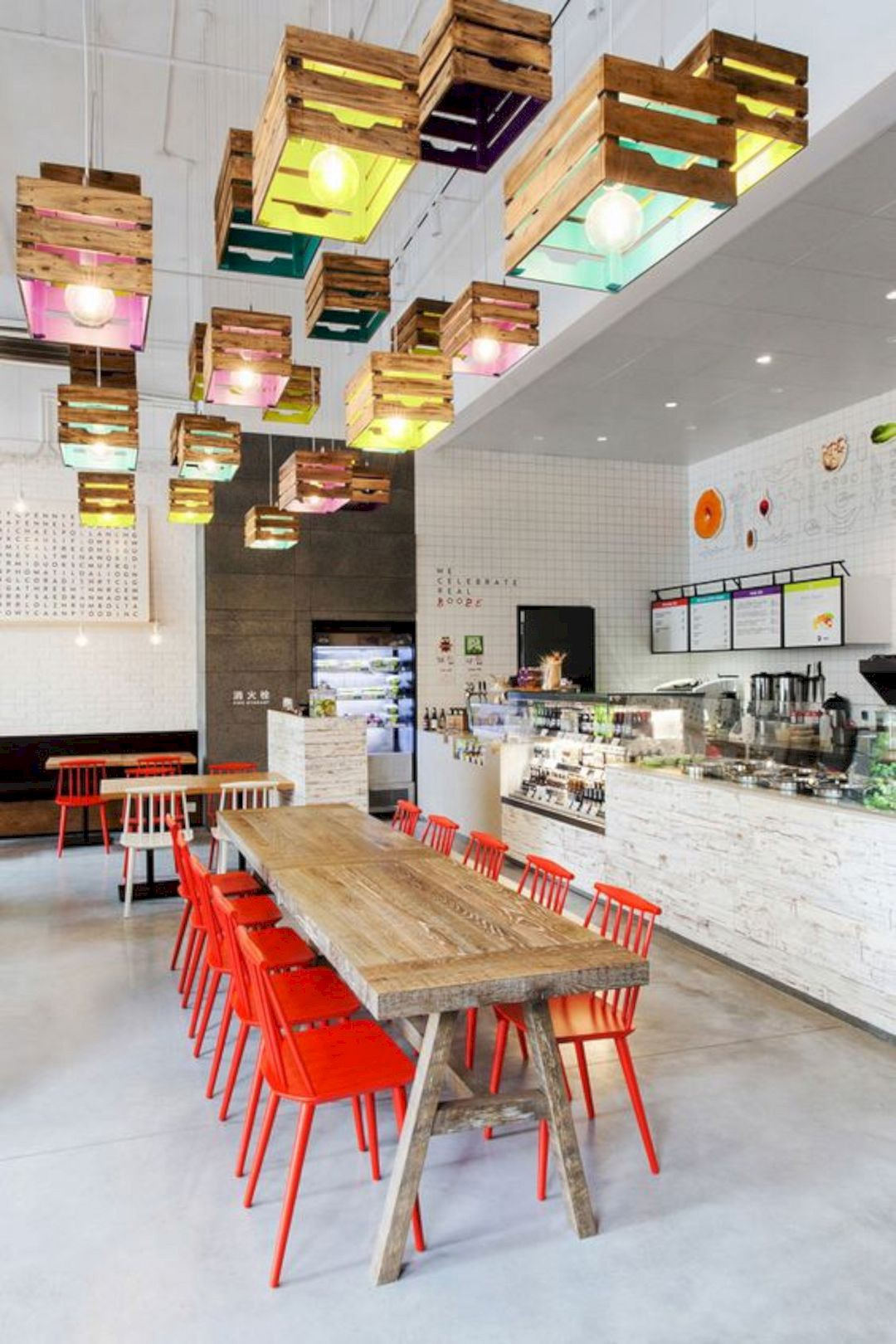 Great Interior Design Ideas For Small Restaurant