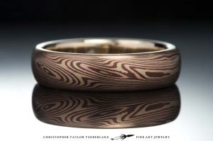 Watermark example, courtesy Christopher Taylor Timberlake Fine Art Jewelry.
