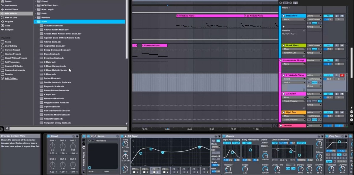 Ableton Chord Progression Tricks Free Music Production Tips