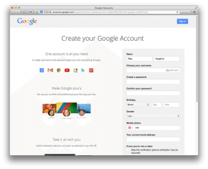 Create Gmail Account Fast >> Gmail Sign Up Create A New Gmail Account Quickly Gmail Login