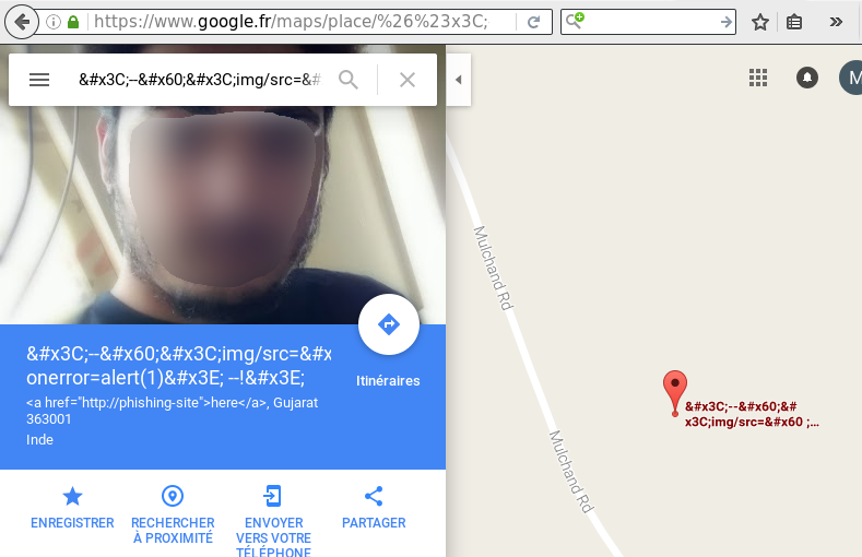 with google maps find nearby hot hackers from your area