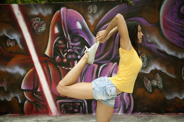 learn from yoga