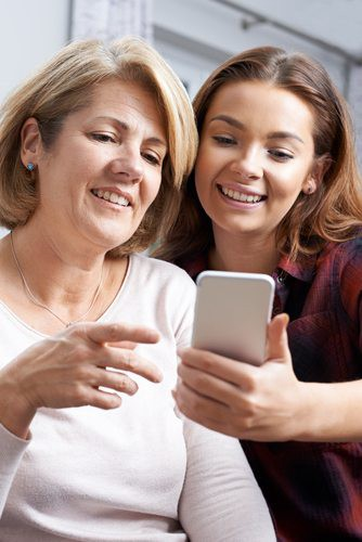 Discuss effects of social media with your family