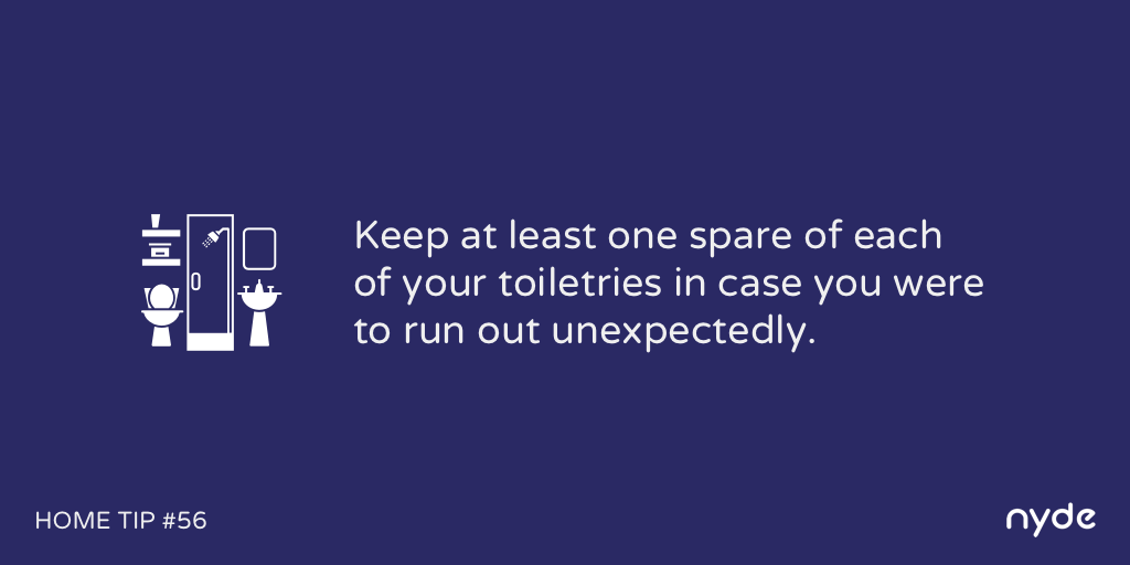 Home Tip #56