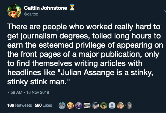 Debunking All The Assange Smears