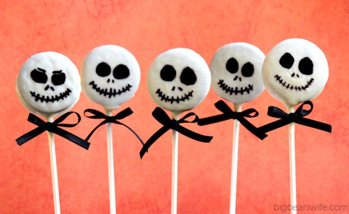 jack skeleton pop halloween chocolate treats