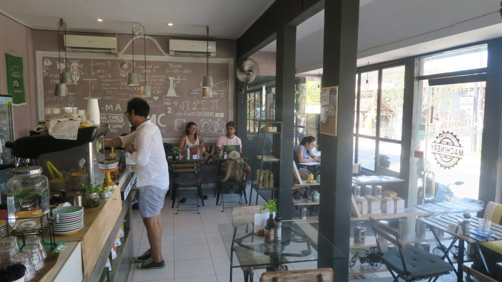 Machinery Cafe Canggu