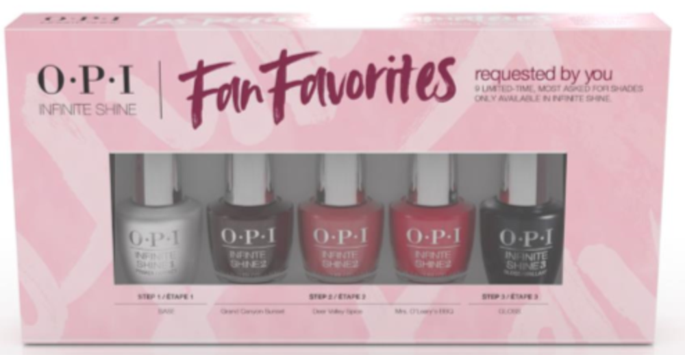 ... you or your gift-receiver feel silly to wear this in a few months so weu0027ve picked out gift set thatu0027s composed of u0027fan-favoriteu0027 nail polish shades. & The Nail Polish Gift Sets That Should Be On Your Wishlist