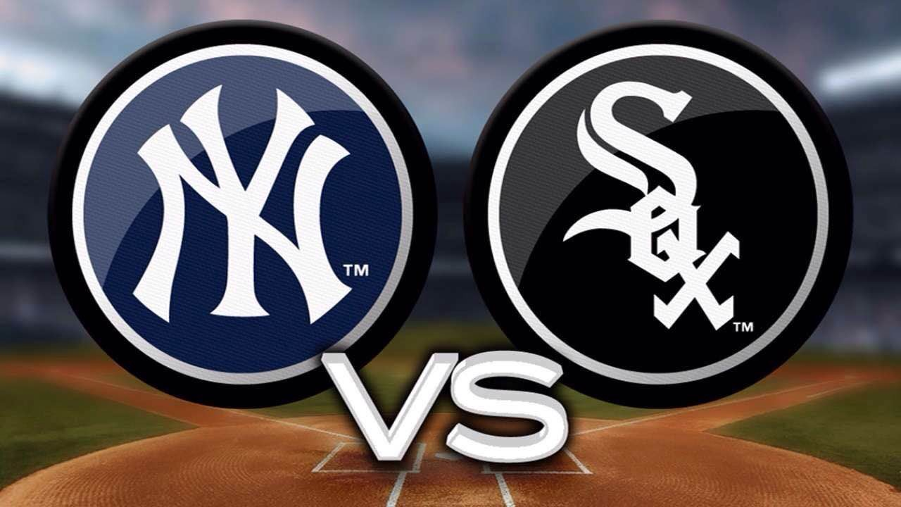 Image result for yankees white sox