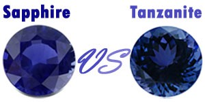 How to Tell The Difference Between Tanzanite and Sapphire