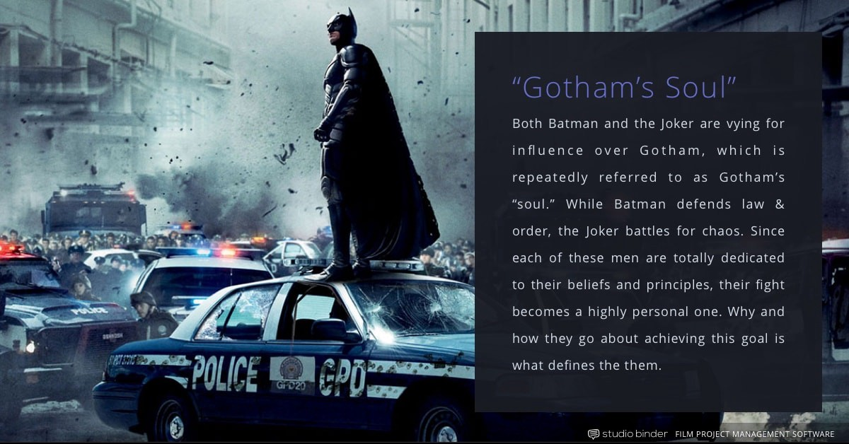 4 Essential Principles for Creating the Ultimate Antagonist – The Dark Knight – Gotham's Soul