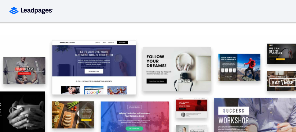 Leadpages® The 1 Landing Page Software for Your Business