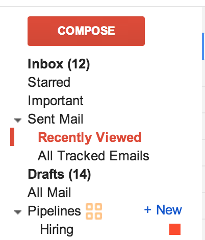 eb3e824be6eb6 Recently Viewed Emails – Streak