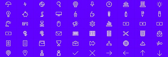 Animated SVG Icon Mega Pack