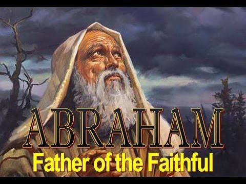 bible role of abraham Abraham and islam by brannon wheeler muslims understand islam to be the religion of abraham the biblical figure of abraham is mentioned by name in the qur'an 69 times—more than any other person except for moses (137 times.