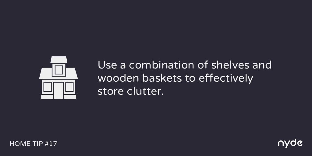 Home Tip #17