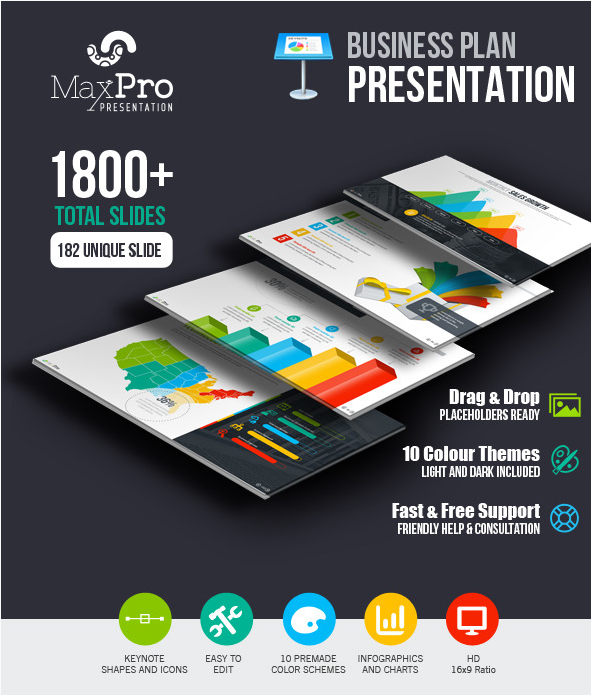 10 best keynote templates best digital themes medium maxpro business plan keynote presentation has been specially designed as a tailor made template for unique and stimulating business plan presentations flashek Choice Image