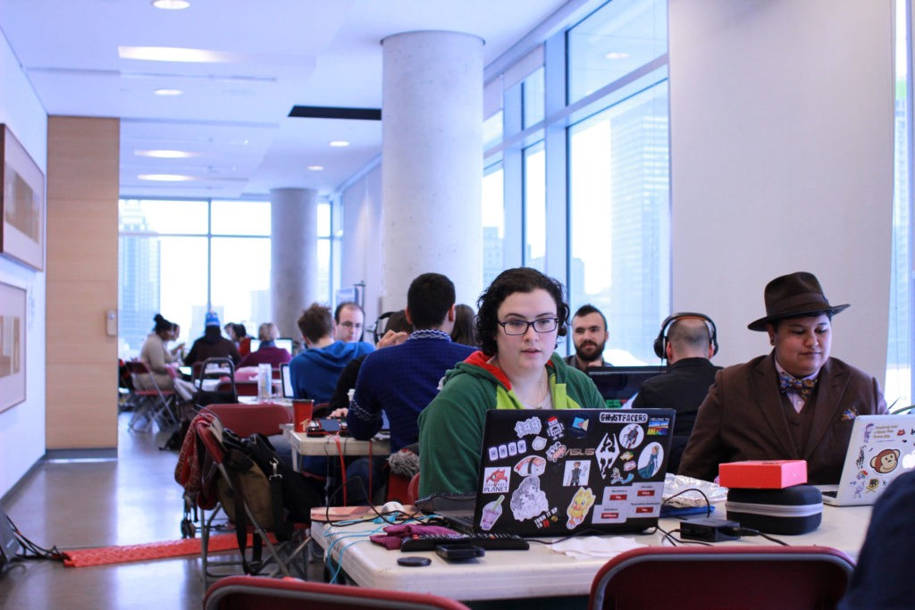 Global Game Jam at TAG