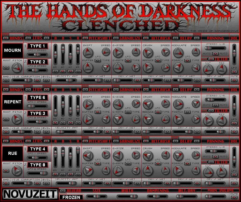 The Hands Of Darkness