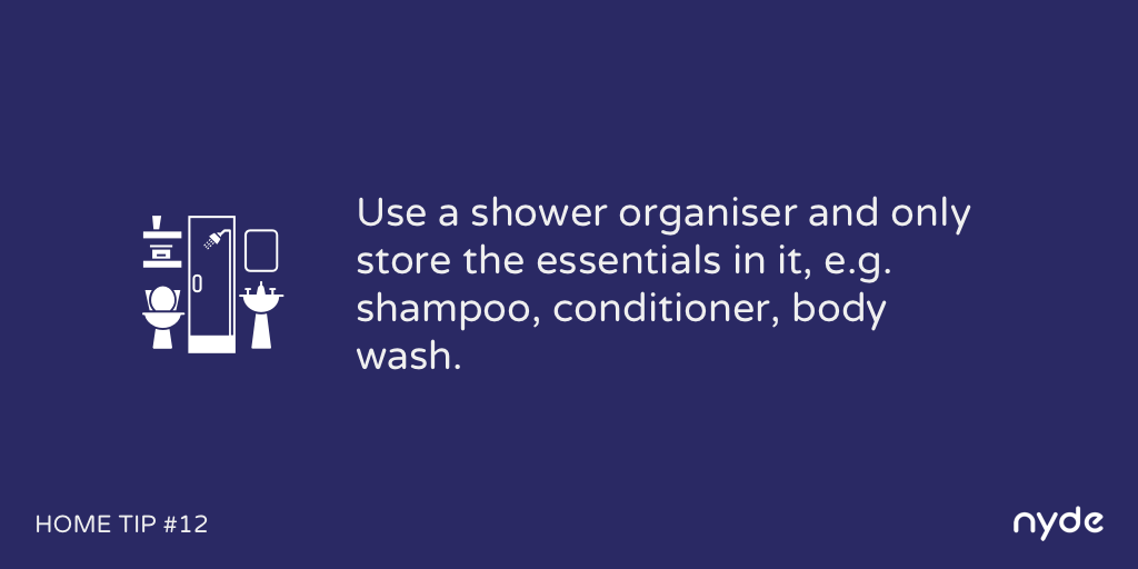 Home Tip #12