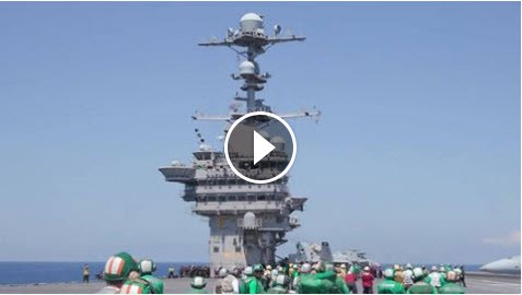 another test on CVN-73
