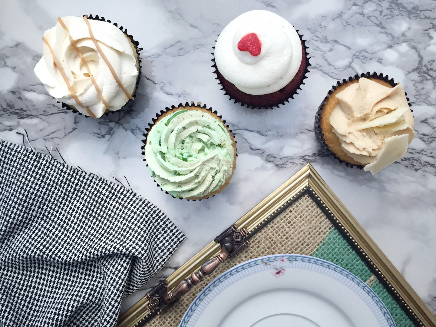 15 Places For Halal Cupcakes The Halal Eater