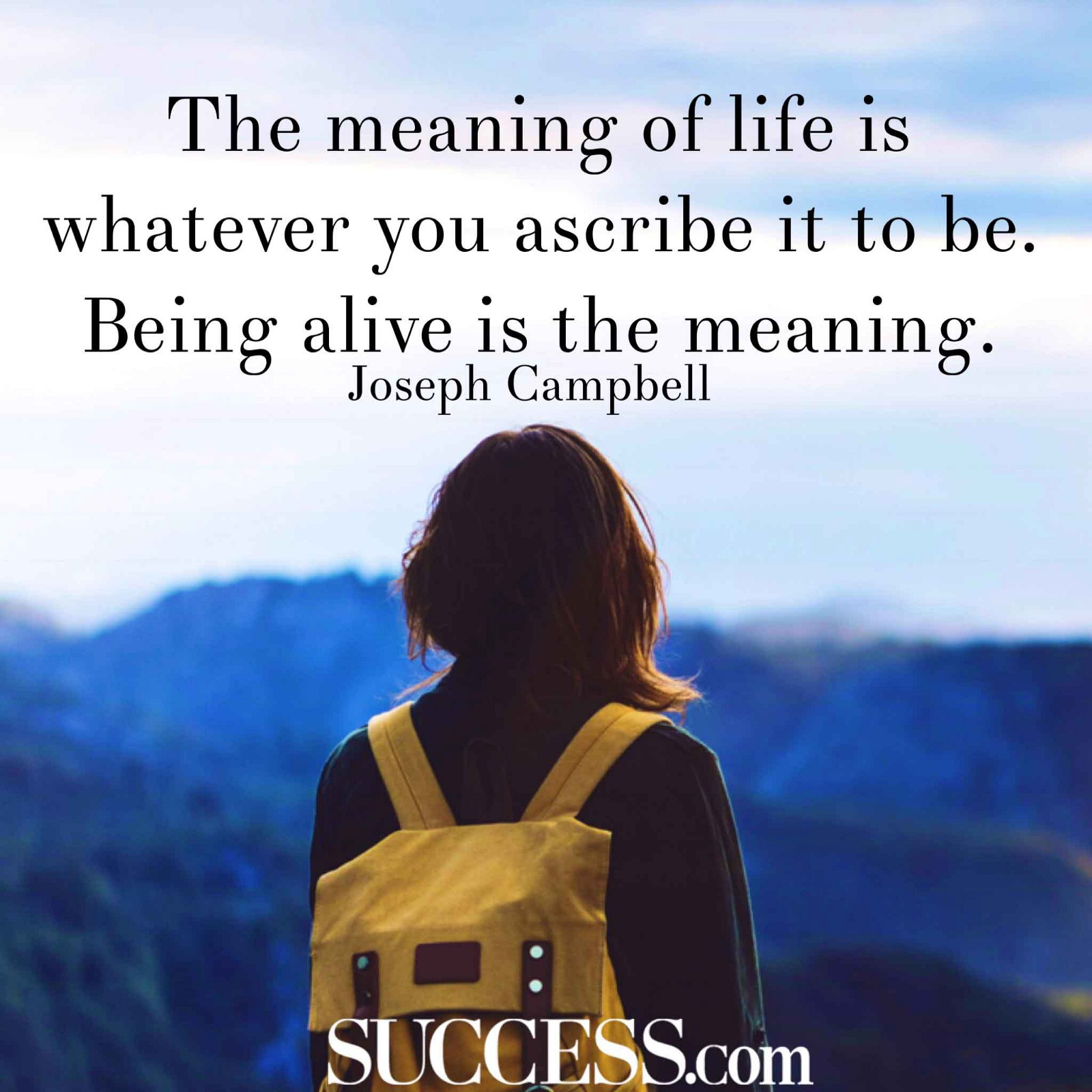 Philosophers Quotes On The Meaning Of Life Classy The Meaning Of Life In 15 Wise Quotes  Success Magazine  Medium