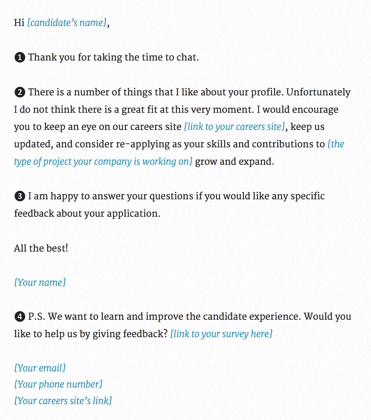 The Ultimate Guide To Writing 5 Types Of Recruitment Emails Bonus