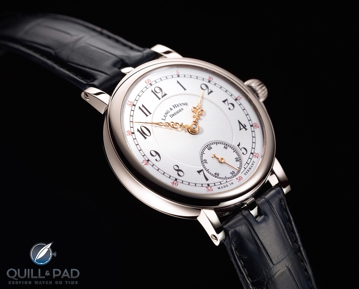 Lang & Heyne Friedrich August in white gold