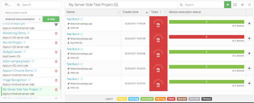 How to create an optimal environment for automated UI testing