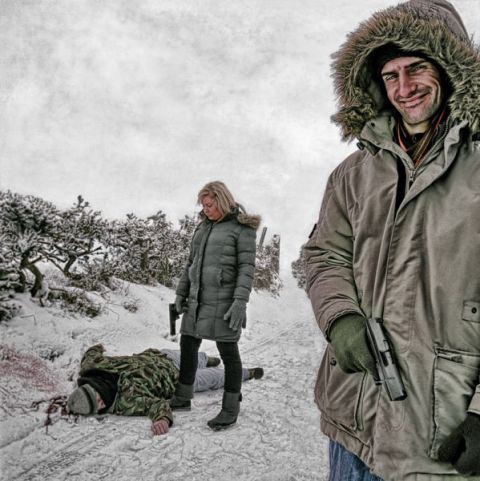 20130517 Belfast Exposed - Malcolm Craig Gilbert - Post Traumatic Exorcism