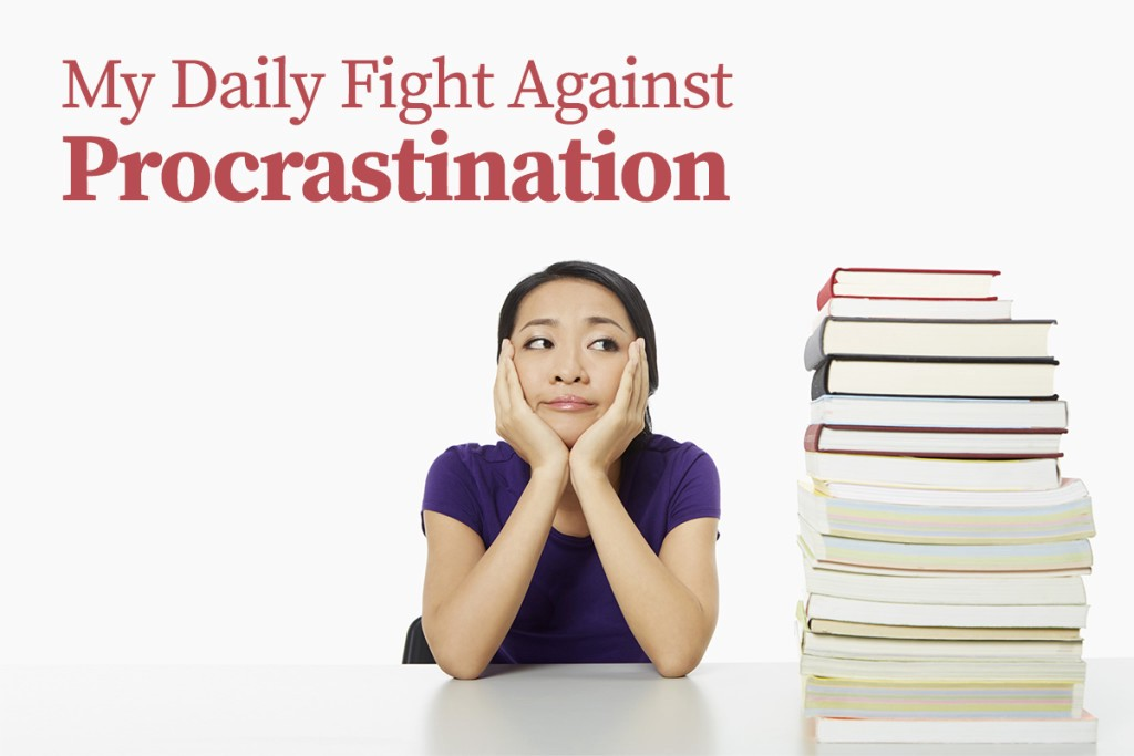 my-daily-fight-against-procrastination