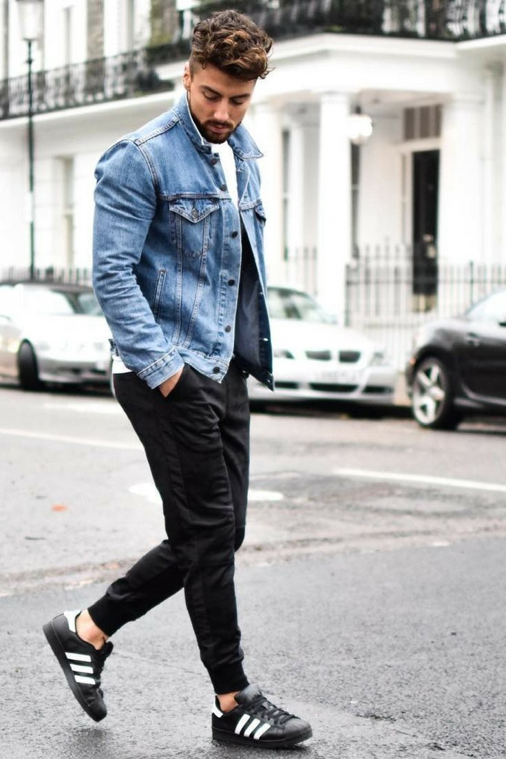 how to wear a denim jacket – fashionbits – medium