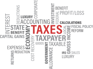 tax related terms