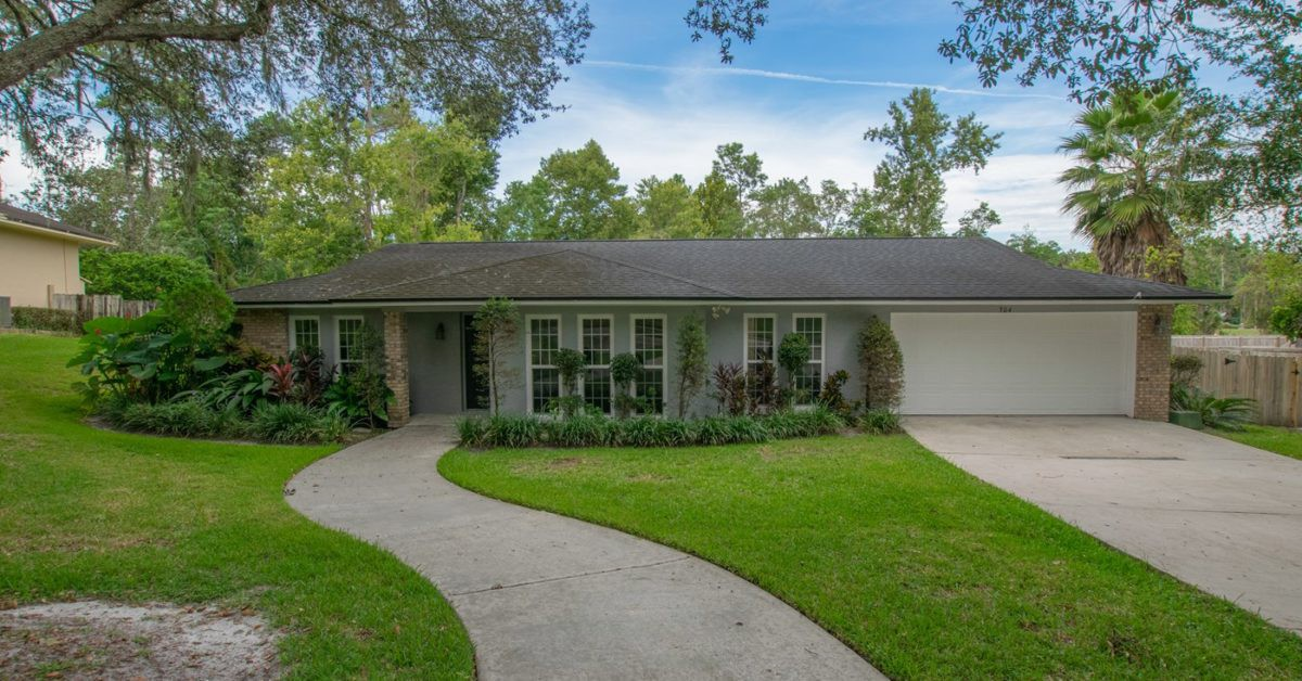 304 Lonesome Pine Dr, Longwood, FL Front