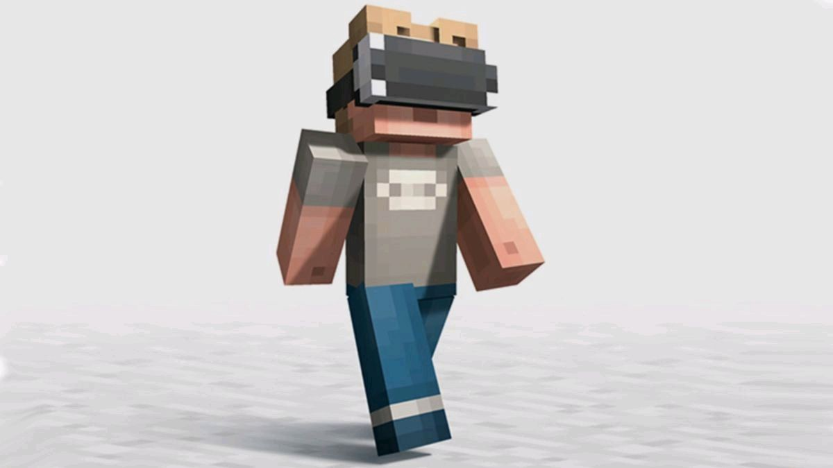 Minecraft goes Windows #VR and adds easy Mixer live streaming