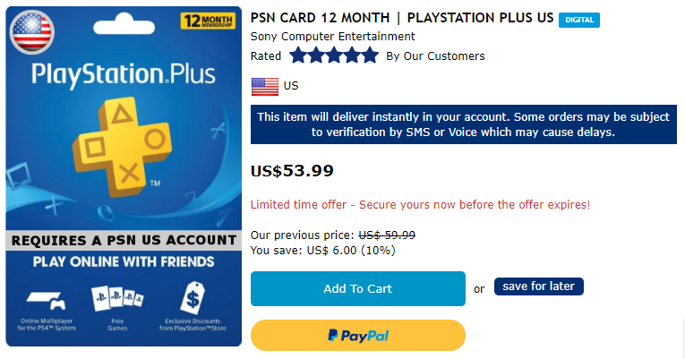 What is Playstation Plus? — Your Guide to PS Plus, Free